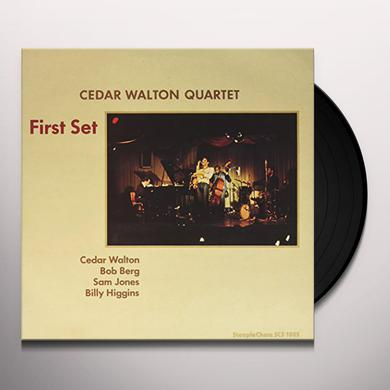 Cedar Walton FIRST SET-180 GRAM Vinyl Record - 180 Gram Pressing, Spain Import