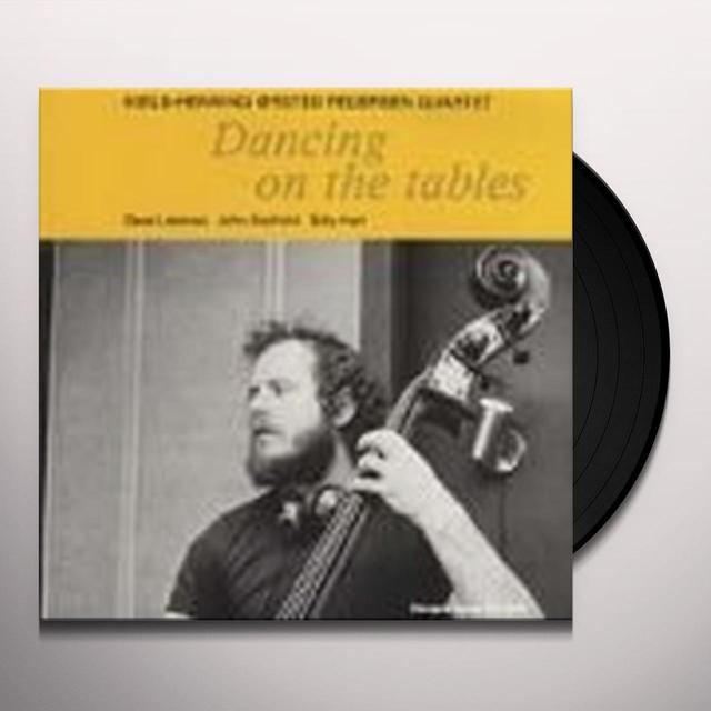Orsted Pedersen DANCING ON THE TABLES-180 GRAM Vinyl Record - Spain Import