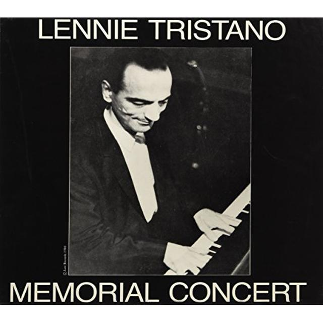 Various Artists LENNIE TRISTANO MEMORIAL CONCERT Vinyl Record