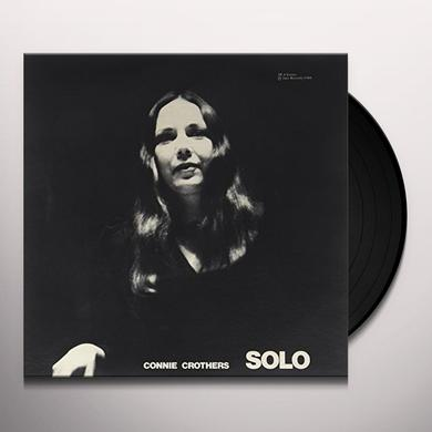 Connie Crothers SOLO Vinyl Record - Spain Import