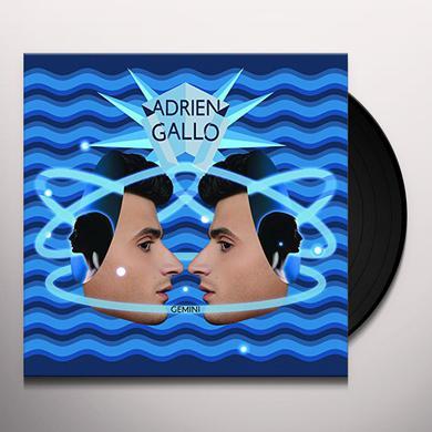 Adrien Gallo GEMINI Vinyl Record