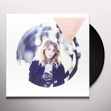 Coralie Clement LA BELLE AFFAIRE (FRA) Vinyl Record
