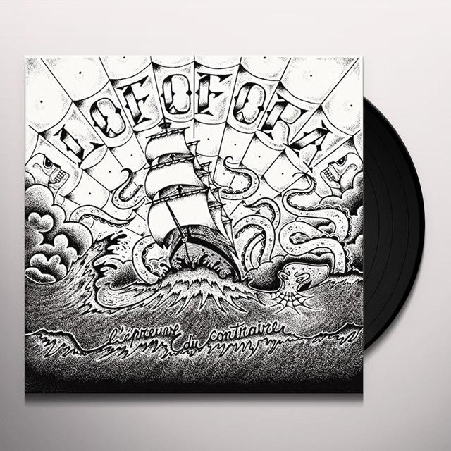 LOFOFORA L'EPREUVE DU CONTRAIRE Vinyl Record