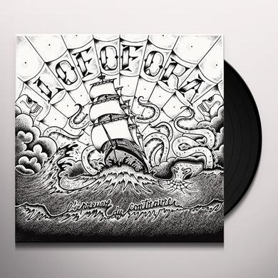 LOFOFORA L'EPREUVE DU CONTRAIRE (FRA) Vinyl Record