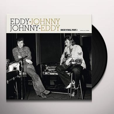 Johnny Hallyday ROCK'N ROLL PART 1 (FRA) Vinyl Record