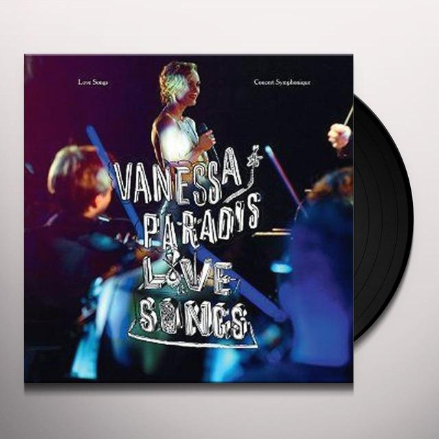 Vanessa Paradis LOVE SONGS CONCERT SYMPHONIQUE: LIMITED (FRA) Vinyl Record