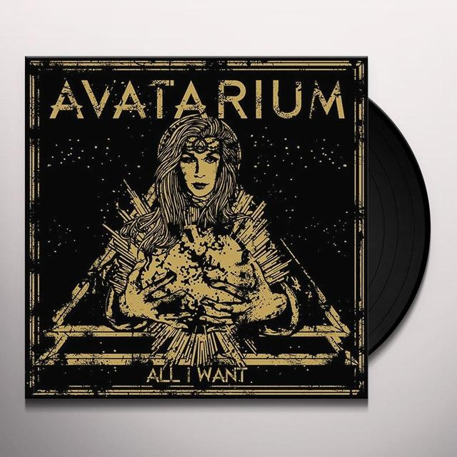 Avatarium ALL I WANT Vinyl Record - UK Release