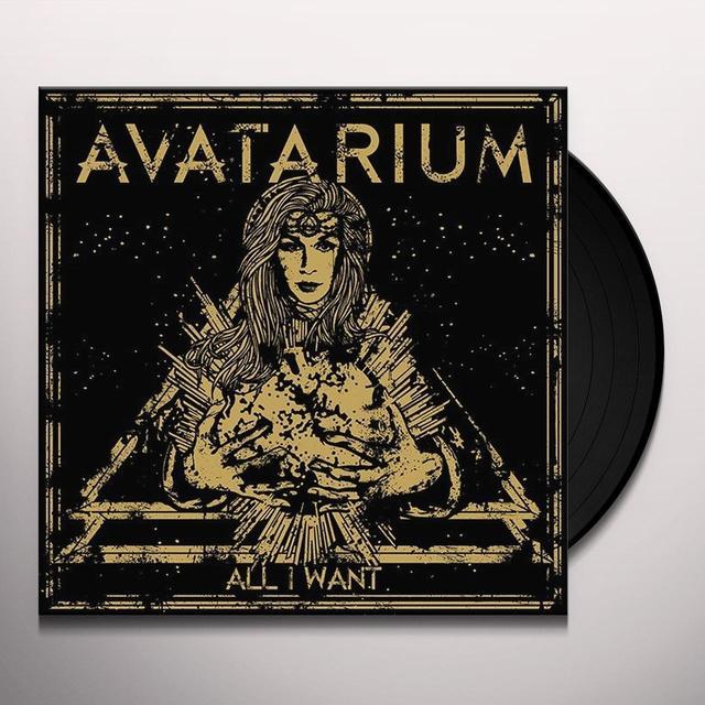 Avatarium ALL I WANT Vinyl Record - UK Import