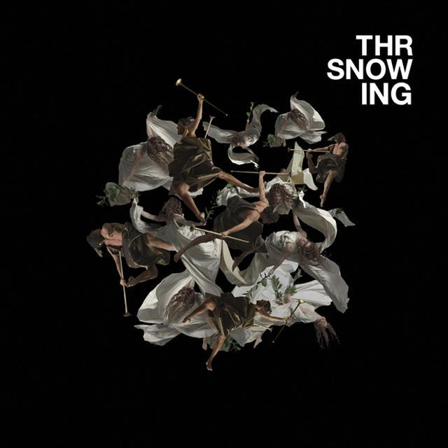 Throwing Snow AVARICE (UK) (Vinyl)