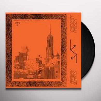 Parquet Courts CONTENT NAUSEA Vinyl Record - UK Import