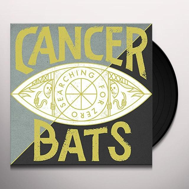 Cancer Bats SEARCHING FOR ZERO Vinyl Record
