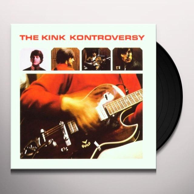 The Kinks KINK KONTROVERSY Vinyl Record - UK Import