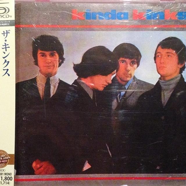 KINDA KINKS Vinyl Record