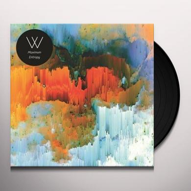 Man Without Country MAXIMUM ENTROPY Vinyl Record - UK Import