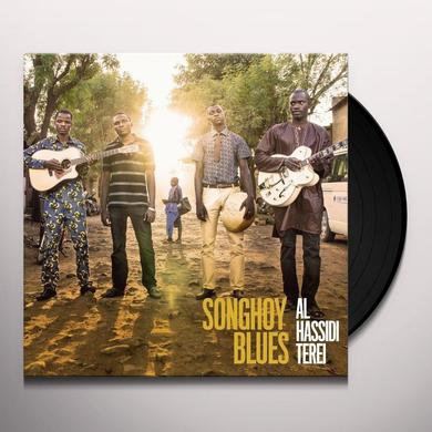 SONGHOY BLUES AL HASSIDI TEREI Vinyl Record - UK Import