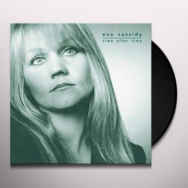 Eva Cassidy TIME AFTER TIME (UK) (Vinyl)