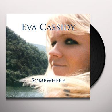 Eva Cassidy SOMEWHERE (UK) (Vinyl)
