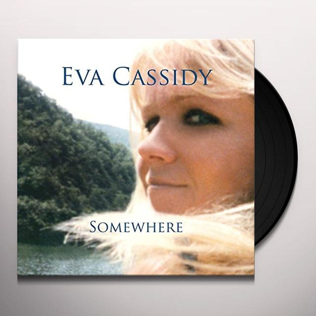 Eva Cassidy SOMEWHERE (UK) (Vinyl)
