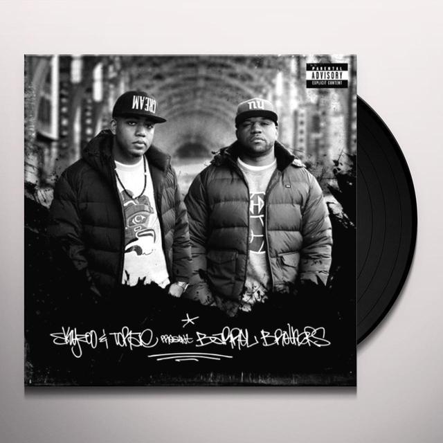 SKYZOO / TORAE BARREL BROTHERS Vinyl Record