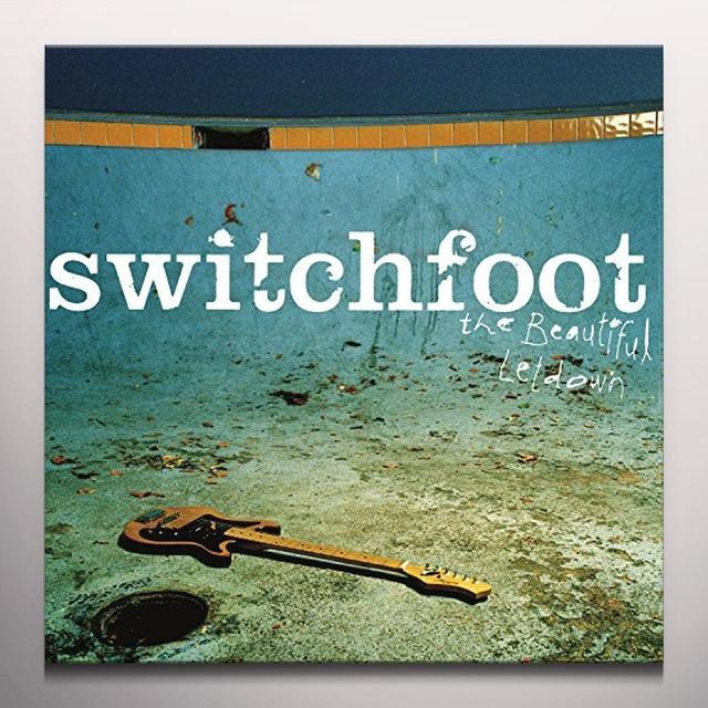 Switchfoot BEAUTIFUL LETDOWN Vinyl Record - Colored Vinyl, Gatefold Sleeve, 180 Gram Pressing