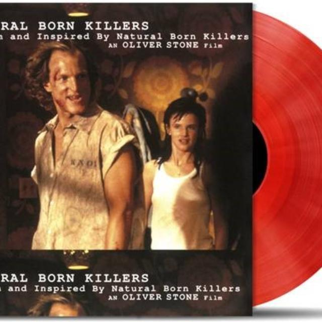NATURAL BORN KILLERS / O.S.T. (DLX) (OGV) (Vinyl)