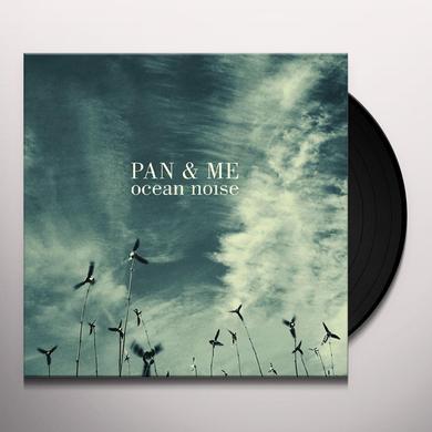 Pan & Me OCEAN NOISE Vinyl Record - Gatefold Sleeve