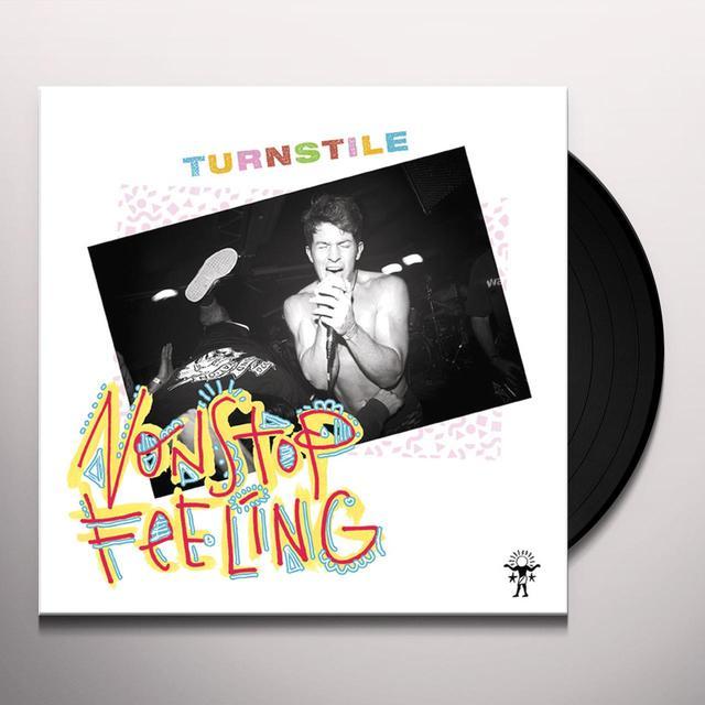 TURNSTILE NON STOP FEELING Vinyl Record
