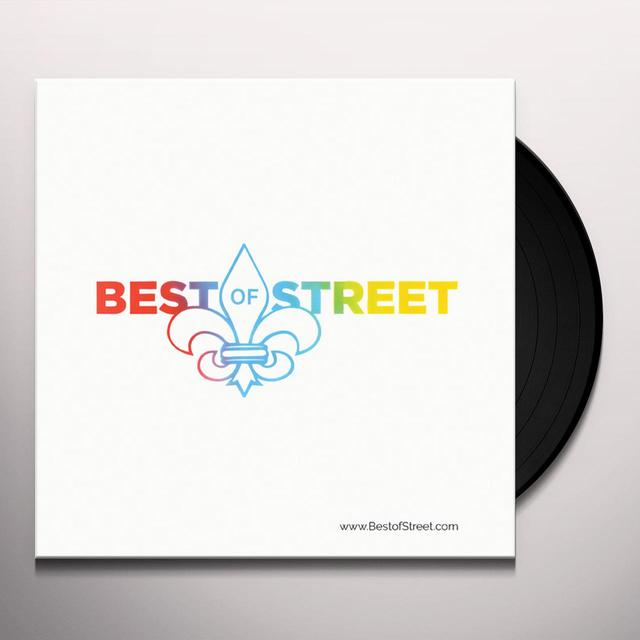 BEST OF STREET: NEW ORLEANS 1 / VARIOUS Vinyl Record