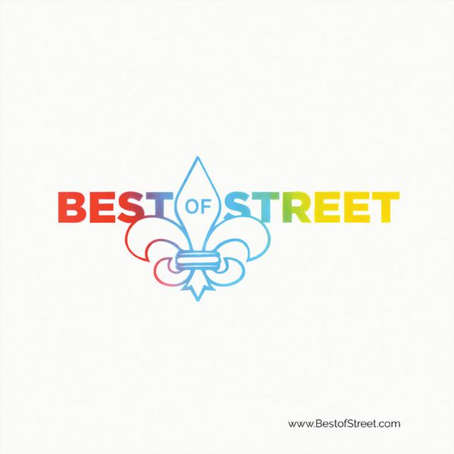 BEST OF STREET: NEW ORLEANS 1 / VARIOUS Vinyl Record