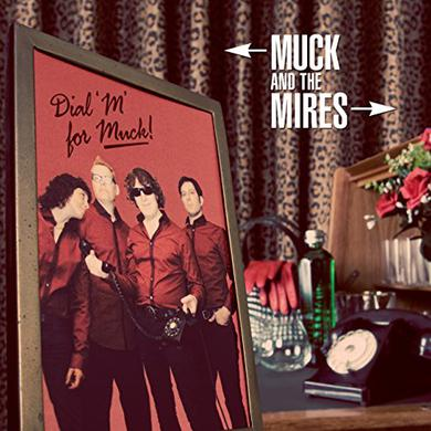 Muck & The Mires DIAL M FOR DUCK Vinyl Record