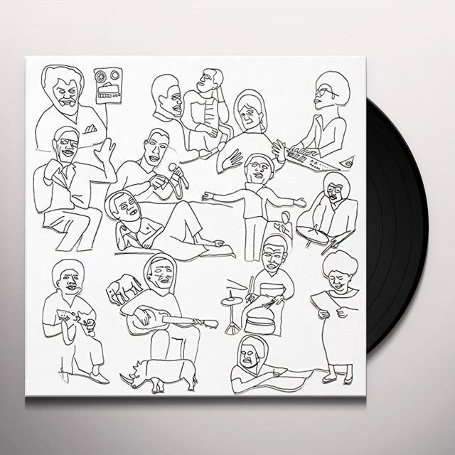Romare ROOTS Vinyl Record