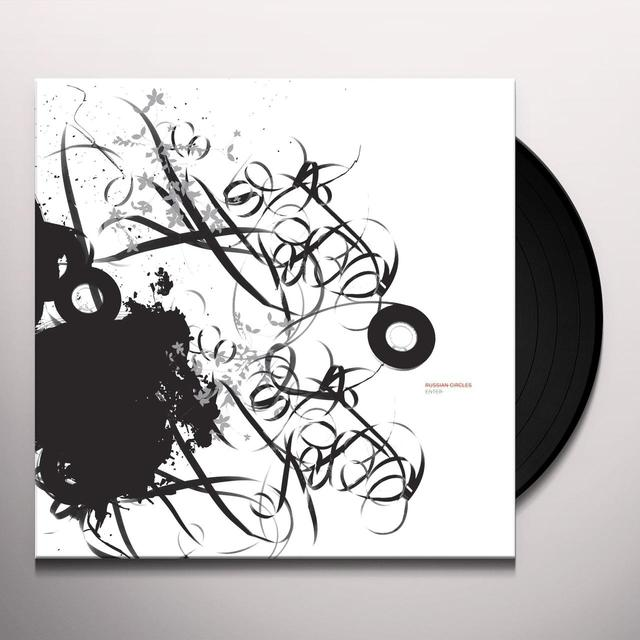 Russian Circles ENTER Vinyl Record - Gatefold Sleeve, Digital Download Included