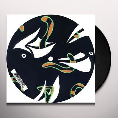 Ana Helder FIEBRE DE MARTE Vinyl Record