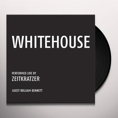 ZEITKRATZER / WHITEHOUSE WHITEHOUSE: PERFORMED LIVE BY ZEITKRATZER Vinyl Record