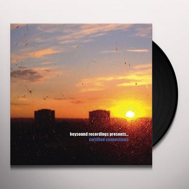 KEYSOUND RECORDINGS PRESENTS CERTIFIED / VARIOUS Vinyl Record