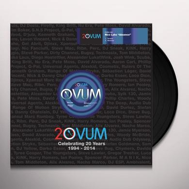 Nico Lahs ABSENCE Vinyl Record