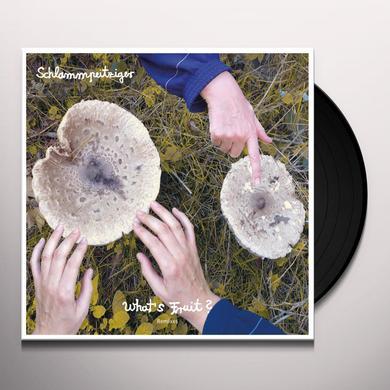 Schlammpeitziger WHATS FRUIT REMIXES Vinyl Record