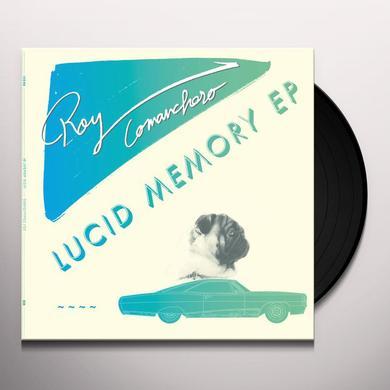 Roy Comanchero LUCID MEMORY (EP) Vinyl Record