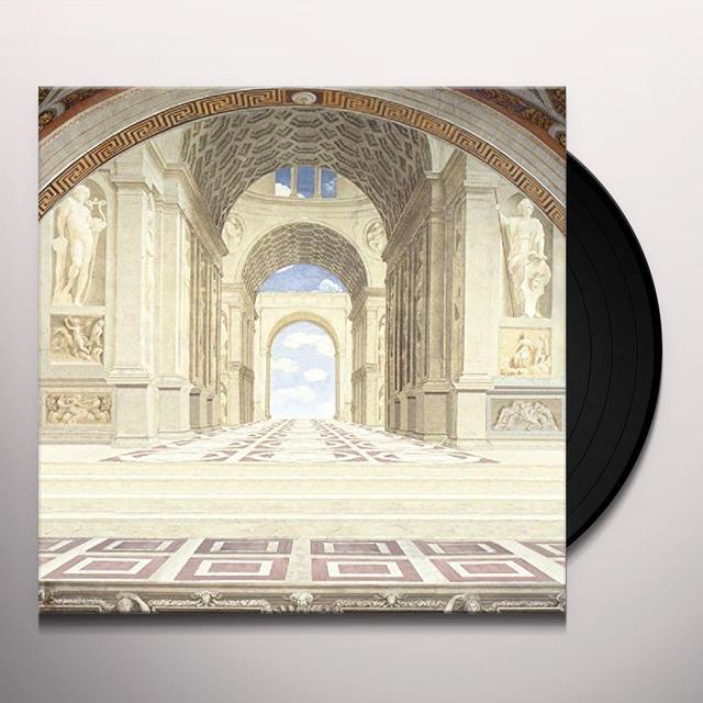 Torus TEMPLES (EP) Vinyl Record