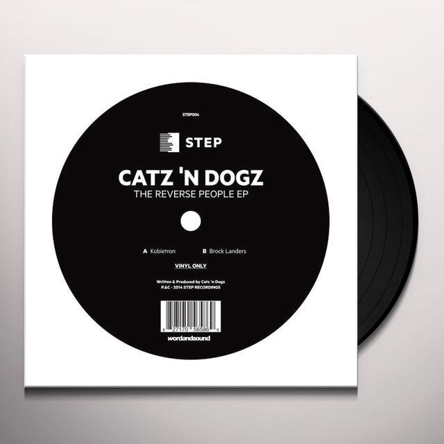 Catz 'n Dogz REVERSE PEOPLE (EP) Vinyl Record