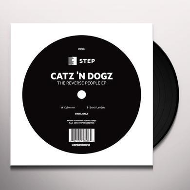 Catz 'n Dogz REVERSE PEOPLE Vinyl Record