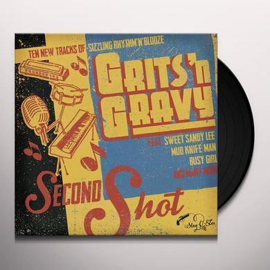 GRITS'N GRAVY SECOND SHOT Vinyl Record