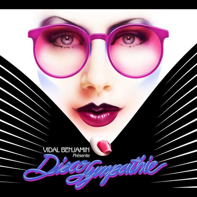 Vidal Benjamin DISCO SYMPATHIE Vinyl Record