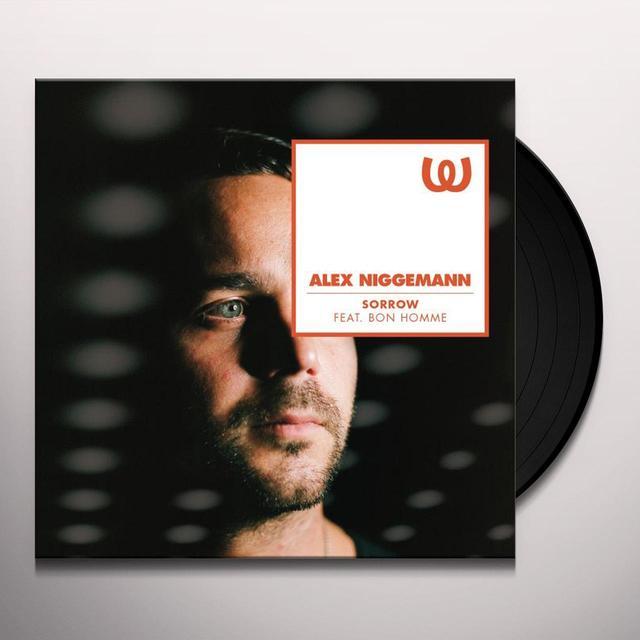 Alex Niggemann SORROW Vinyl Record
