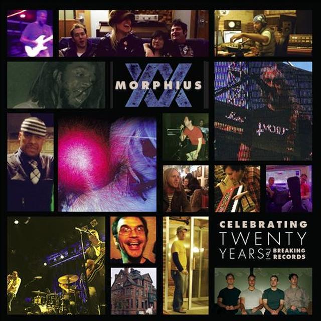 MORPHIUS XX: CELEBRATING 20 YEARS OF BREAKING / VA