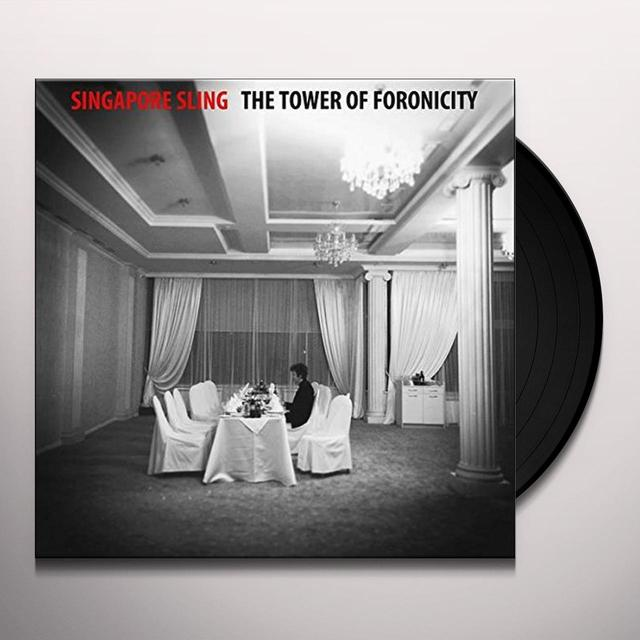 SINGAPORE SLING TOWER OF FORONICITY Vinyl Record
