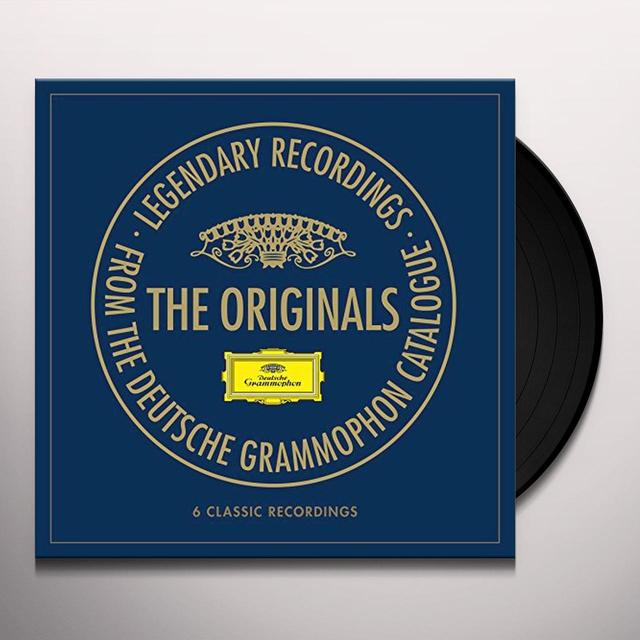 OR: THE ORIGINALS / VARIOUS (LTD) OR: THE ORIGINALS / VARIOUS Vinyl Record