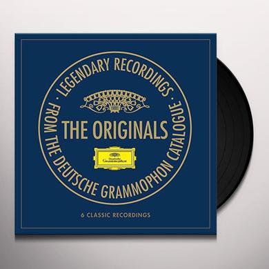 OR: THE ORIGINALS / VARIOUS (LTD) OR: THE ORIGINALS / VARIOUS Vinyl Record - Limited Edition