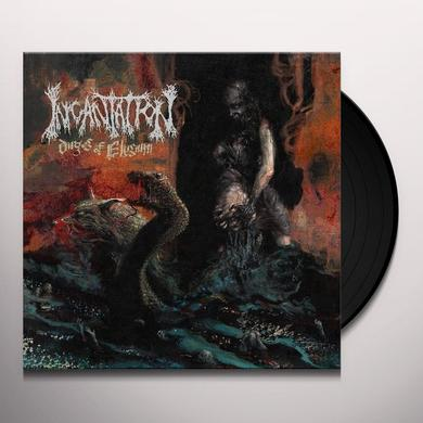 Incantation DIRGES OF ELYSIUM Vinyl Record