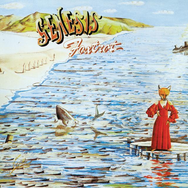 Genesis FOXTROT Vinyl Record